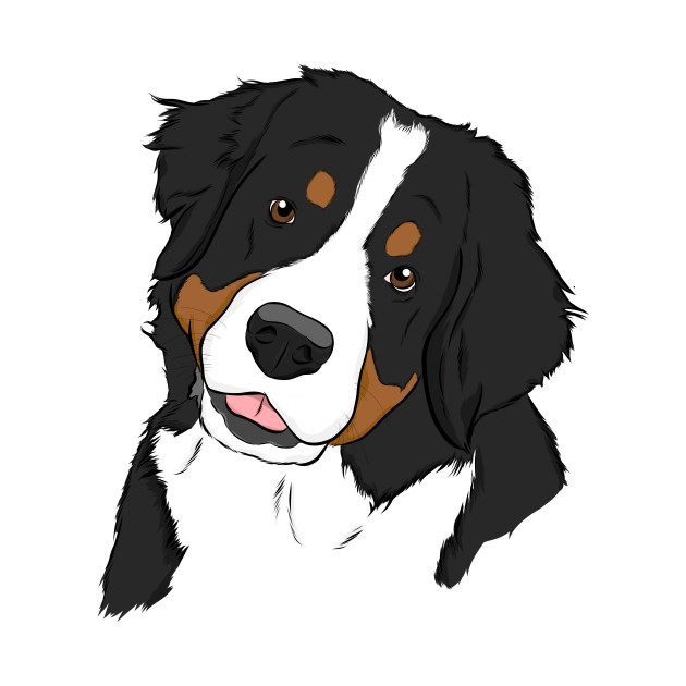Bernese Mountain Dog Bernese Mountain Dog T Shirt Teepublic