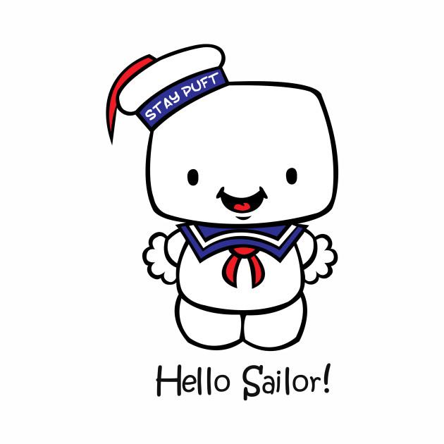 Hello Sailor!