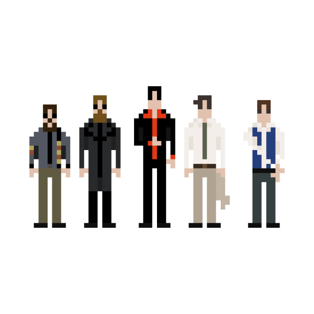 8-bit The Usual Suspects