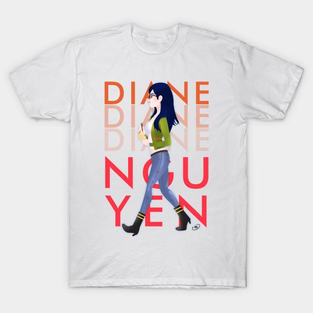 42e6a19d Diane Nguyen: BoJack Horseman - Hipster - T-Shirt | TeePublic