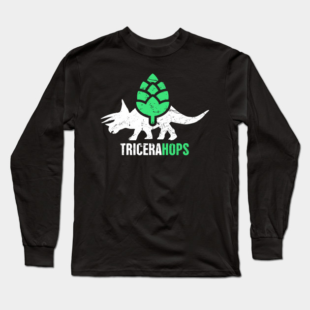 6cc76906d Tricerahops | Dinosaur Triceratops Craft Beer - Triceratops - Long ...
