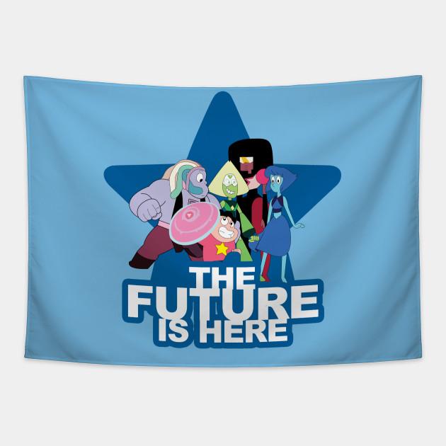 Steven Universe Future Characters