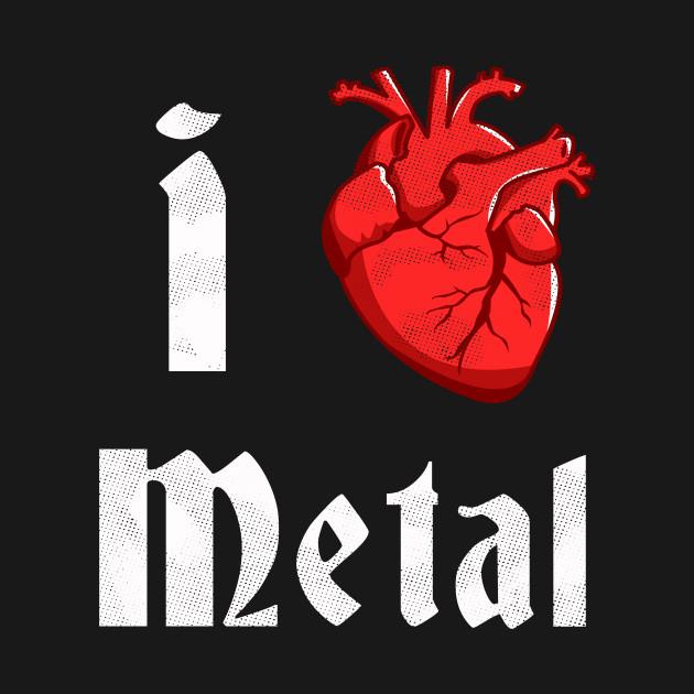 I Heart Metal
