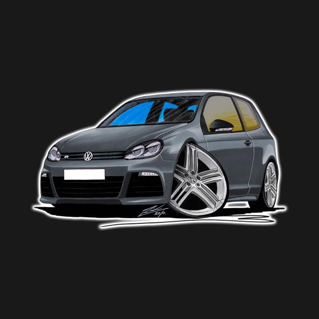 Golf (Mk6) R Grey