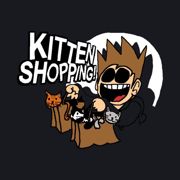 EDDSWORLD KITTEN SHOPPING