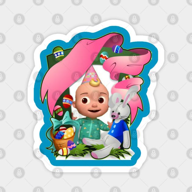 Cocomelon Cocomelon Kids Tv Magnet Teepublic