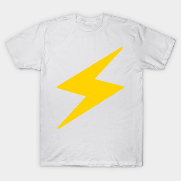 Lightning Bolt Emoticon Icon