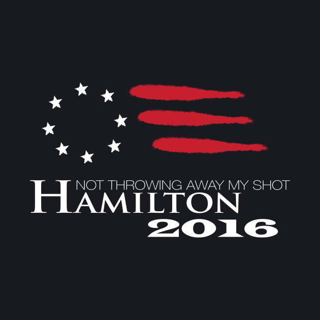 Hamilton 2016 - My Shot