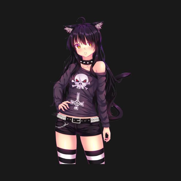 Goth Teen