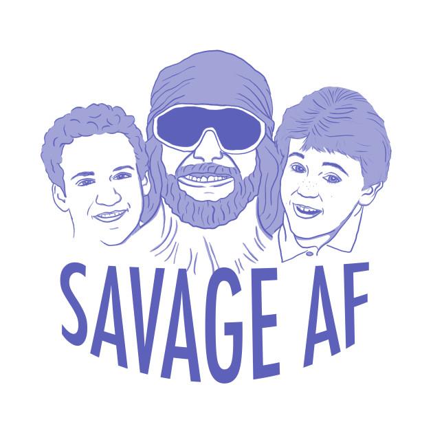 Savage AF