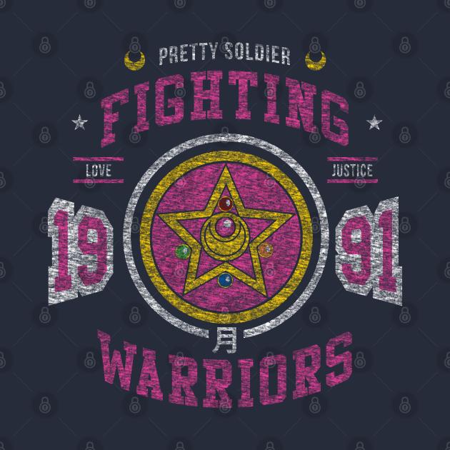 Fighting Senshi Vintage Option