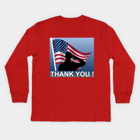 new arrival a4dde 234f1 Armed Forces Kids Long Sleeve T-Shirts   TeePublic