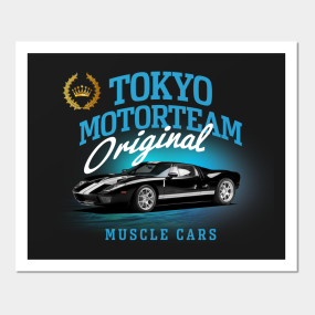 Cool Car Posters And Arts TeePublic - Cool car tags