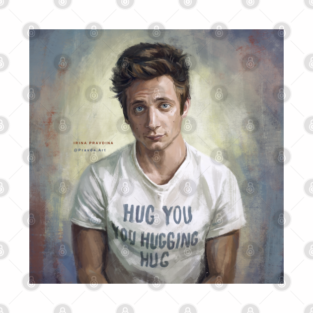 Shameless USA Lip Gallagher - Hug you you hugging hug