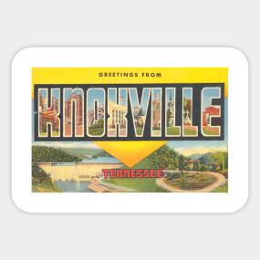 Greetings from Bangor Maine - Vintage Large Letter Postcard
