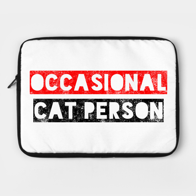 Occasional Cat Person