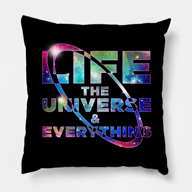 Life the Universe and Everything