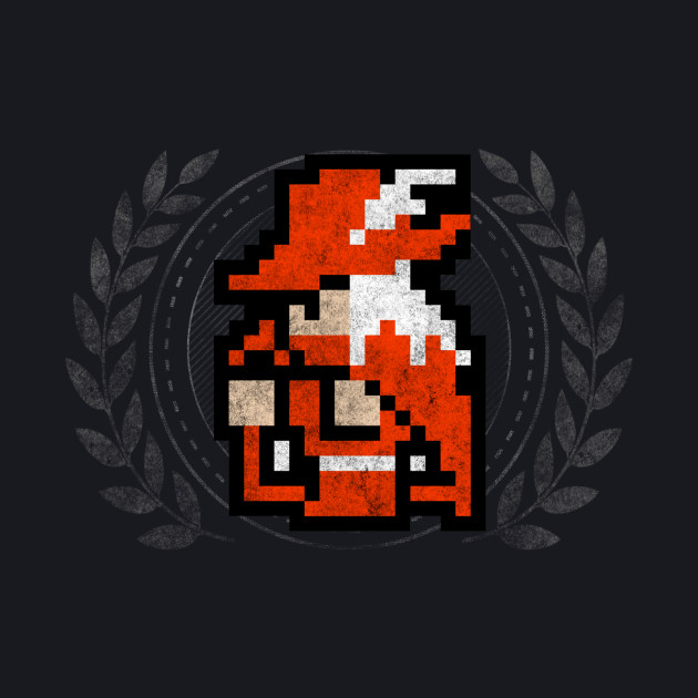 Red Mage - Sprite Badge