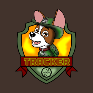 tracker gifts and merchandise teepublic