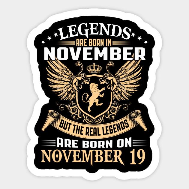 Kings Legends are Born On November 19