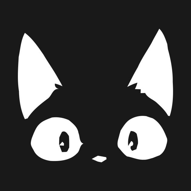 Totoro Black Cat