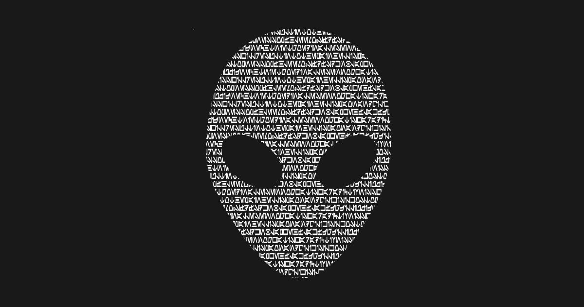 Alien Aurebesh- white version by rebellion10