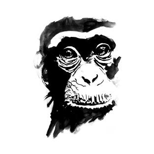 f131861f4 Monkey T-Shirts | TeePublic