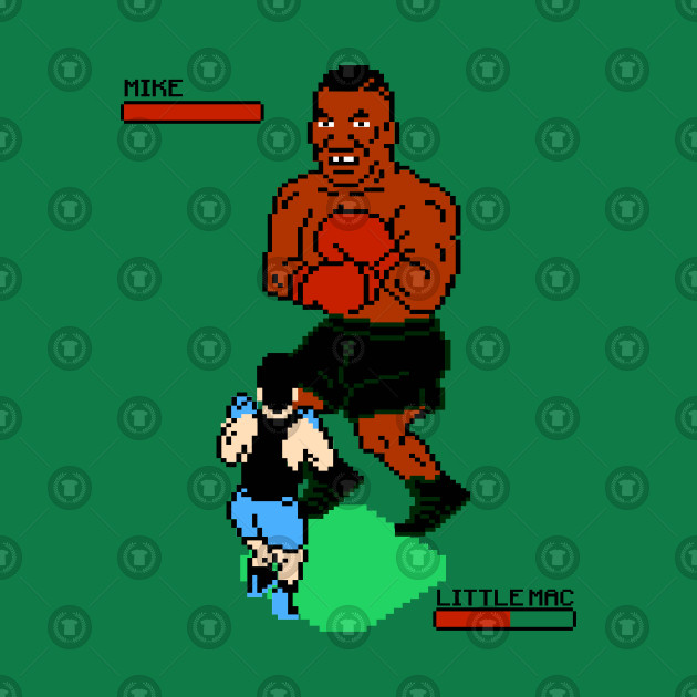 A punch out