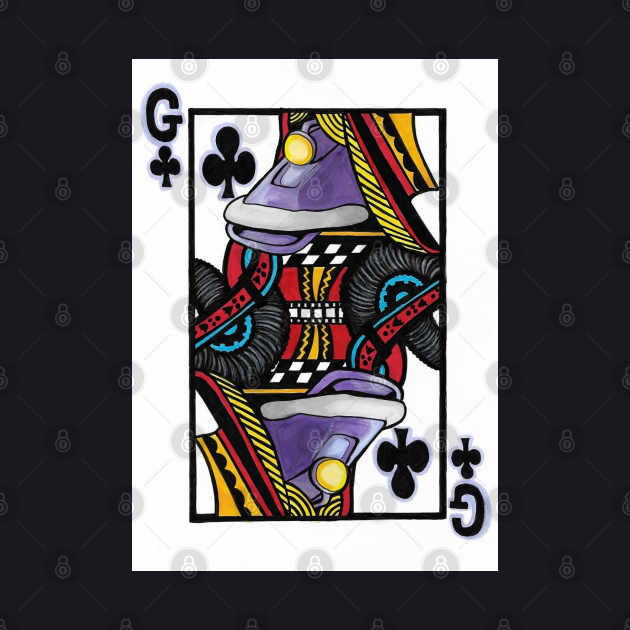 The Gypsy of Clubs