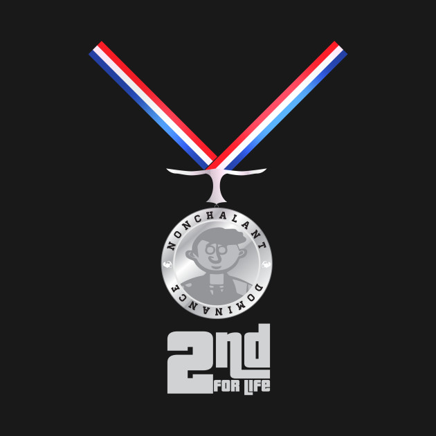 2nd For Life (Medal)