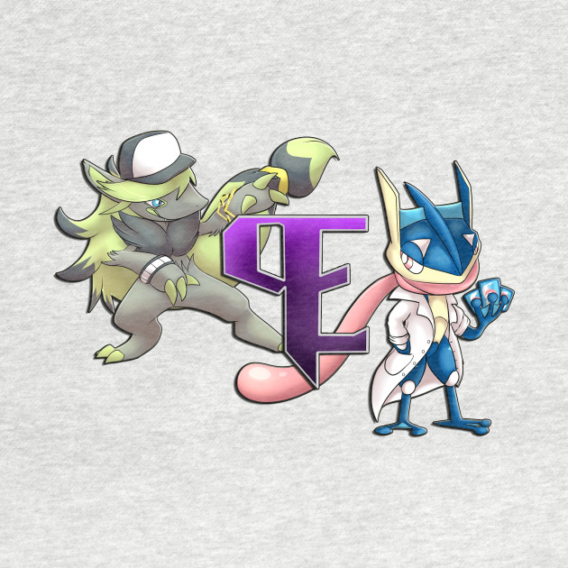 THE POKEMON EVOLUTIONARIES OFFICIAL APPAREL!