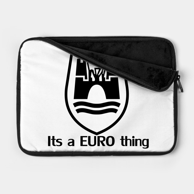 Its a euro thing