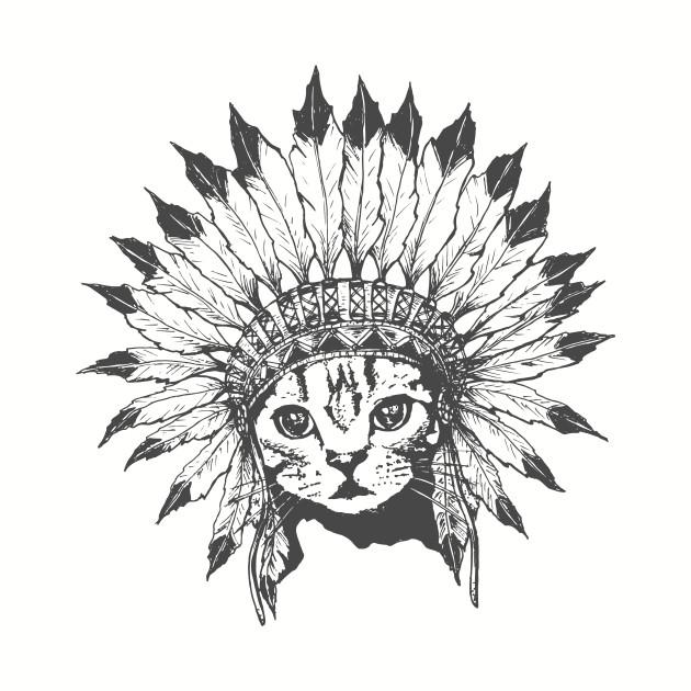 Indian Chief Cat