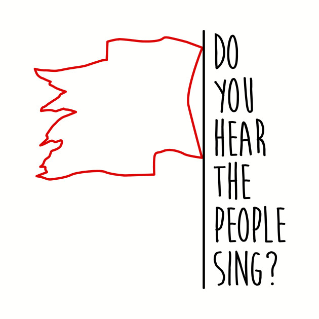 Do You Hear The People Sing? - Red Flag