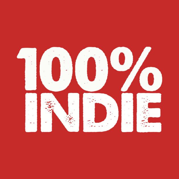 100% INDIE