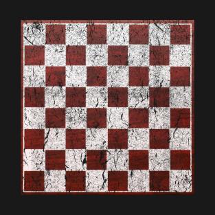 45a64db0 Chess board T-Shirt. by vladocar