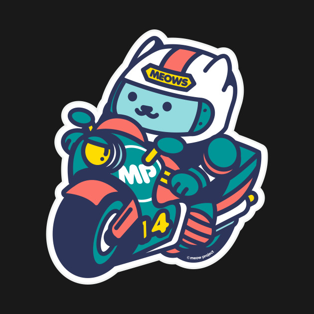 Red and Green Chibi Racer