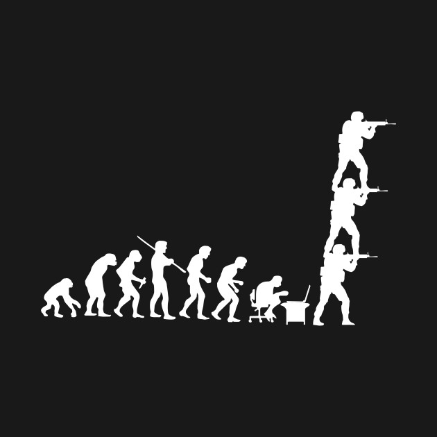 Evolution of Human kind