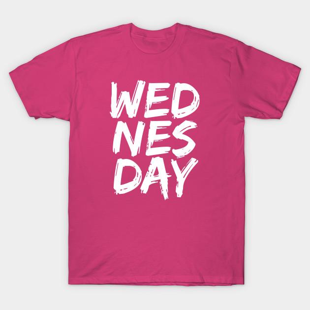442fbbbeeb1a On Wednesdays We Wear Pink - Mean Girls - T-Shirt | TeePublic