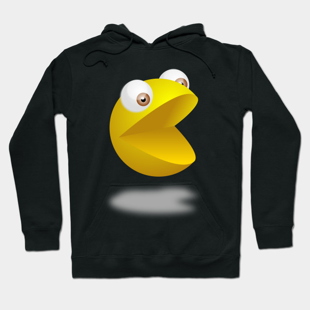 1f0505f60053 LIMITED EDITION. Exclusive Pacman 3D - Pacman 3d - Hoodie