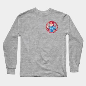 ef5572ef Wendys Long Sleeve T-Shirts | TeePublic
