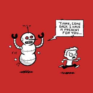 Snowbot's Present for Timmy