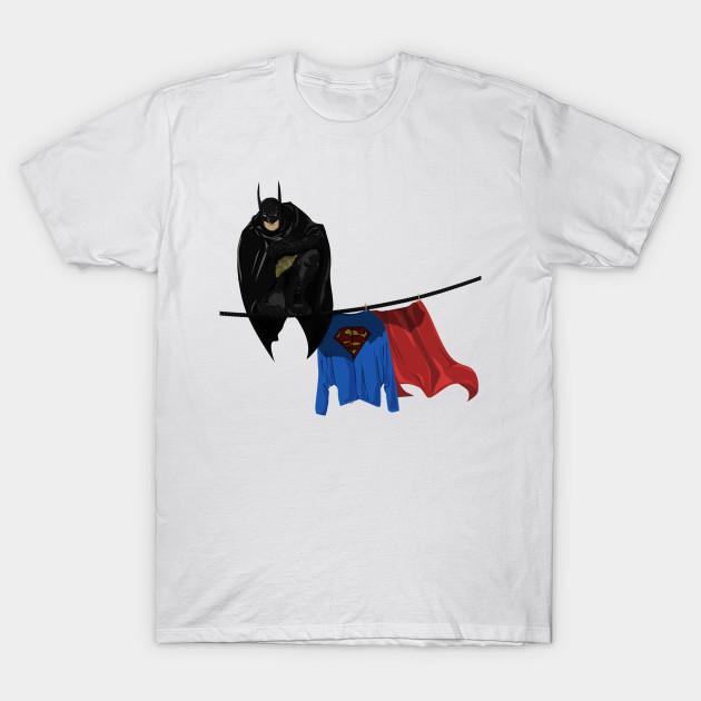 e96c1c37b Batman x Superman - Batman Vs Superman - T-Shirt