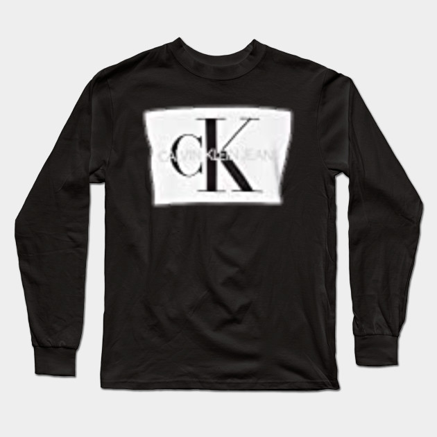 calvin klein tshirts Long Sleeve T-Shirt