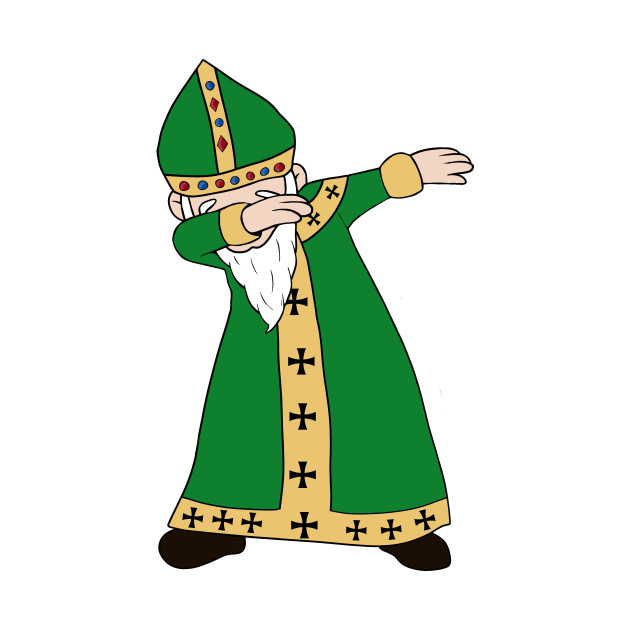 St. Patrick Dabbing