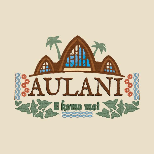 Aulani DVC Owner Design for light backgrounds