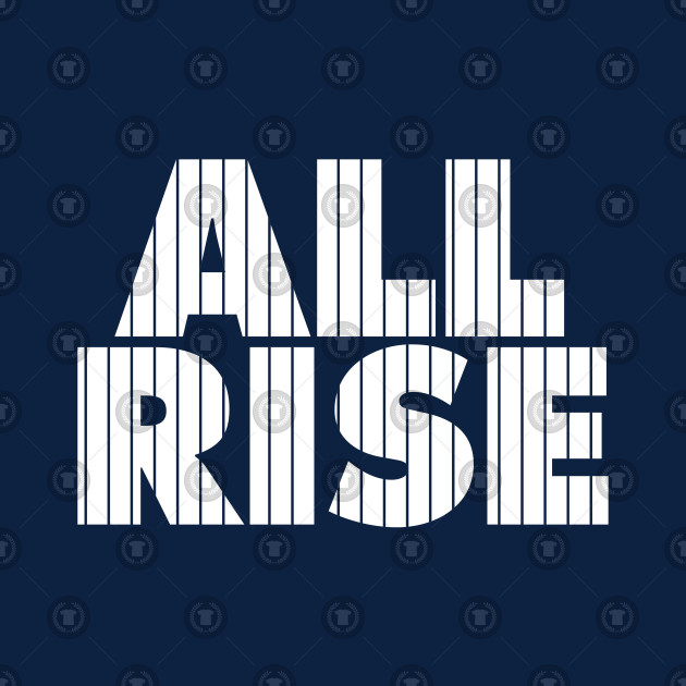 All Rise - Pinstripes