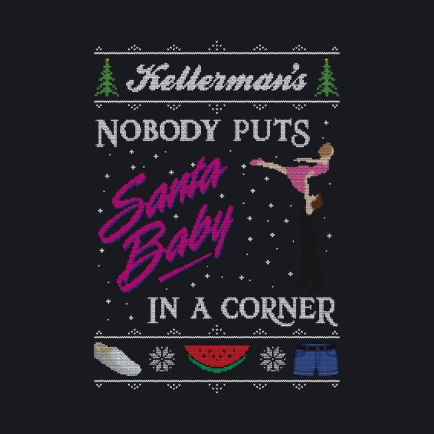 Santa Baby - Dirty Dancing Christmas Sweater