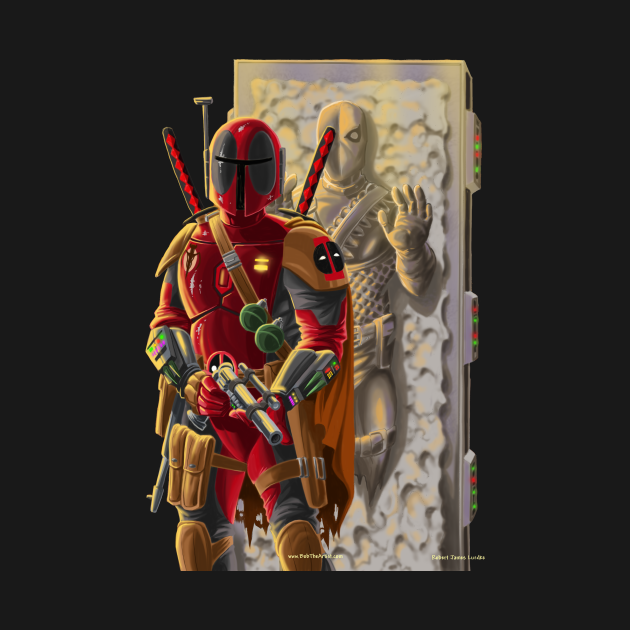 Dead-Fett by bobtheartist