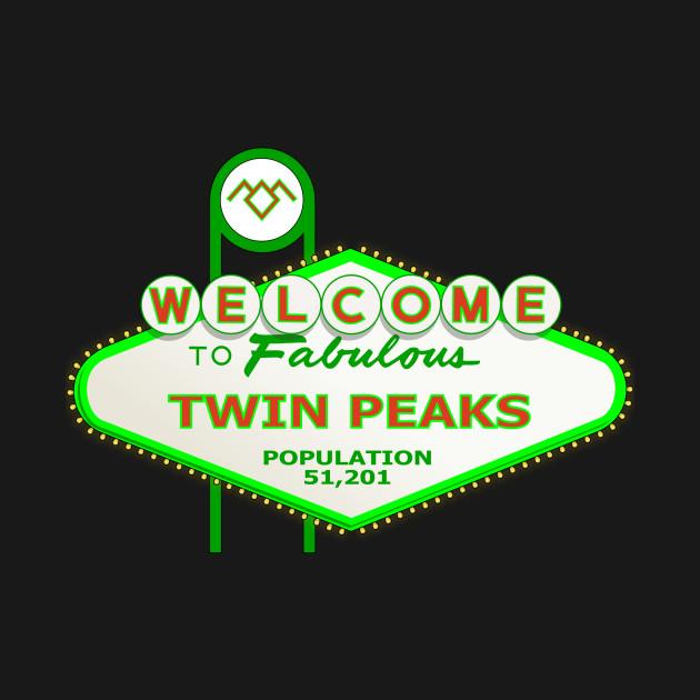 Viva Twin Peaks T-Shirt